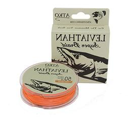 Atko Leviathan Braided Fishing Line- Premium Performance Sup