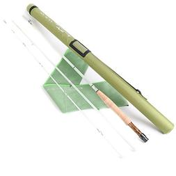 M MAXIMUMCATCH Maxcatch Fiberglass Fly Rod 8'0'' 5wt/