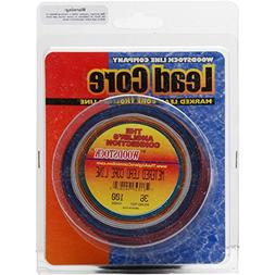 Woodstock 18-Pounds Metered Lead Core Fishing Line, 200 Yard