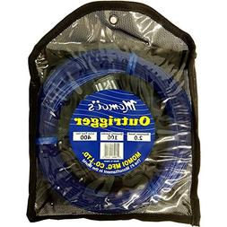 Momoi Outrigger Monofilament Rigging Kit - 400 lbs. Line Tes