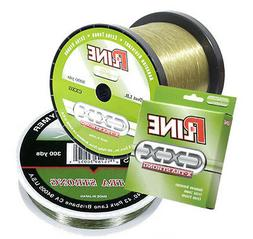 P-Line Cxx Moss Green X-Tra Strong Fishing Line 600 Yards Se
