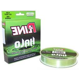 P-Line Halo Fluorocarbon Mist Green Fishing Line 200 Yards S