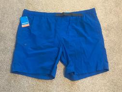 Columbia Palmerston Peak Belted Swimming Lined Trunks/ Fishi