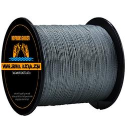 Milakoa Anglynn 100% PE 4 Strands Braided Fishing Line 500 M