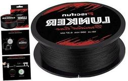 Piscifun Lunker Braided Fishing Line Multifilament 300yards