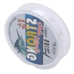Nylon Fishing Line 100 Meters Fishing Line High-Grade Strong