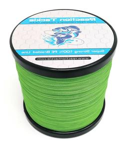 Reaction Tackle High Performance Braided Fishing Line / Brai