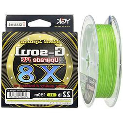 YGK YOZ-AMI Real Sports G-Soul Upgrade X8 8braided line.
