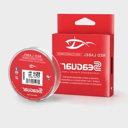 Seaguar Red Label 100 % Fluorocarbon Clear Fishing Line Choo
