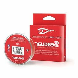 Seaguar Red Label 100% Fluorocarbon 200 Yard Fishing Line  0
