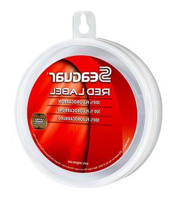 Seaguar Red Label Fluorocarbon Leader Freshwater & Saltwater