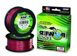 Power Pro Spectra Fiber Braided Fishing Line, Hi-Vis Yellow,