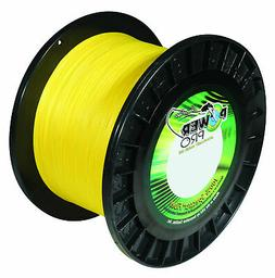 spectra hi vis yellow braided line strong