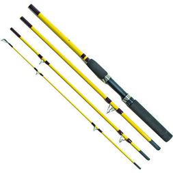 Eagle Claw Pack-It Spin and Fly Rod