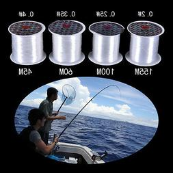 Strong Fishing Line Super Power Fish Lines Wire PE Nylon lin