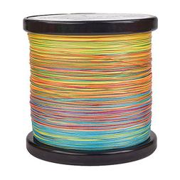 super cast braided fishing line