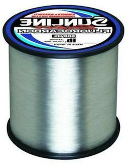 Sunline Super Fluorocarbon Clear Fishing Line 660Y Bass, Tro