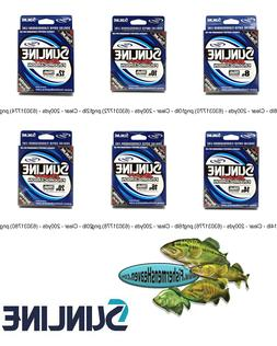Sunline Super Fluorocarbon Fishing Line Pick Any Pound Test