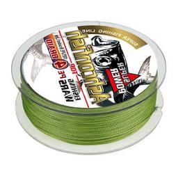 Ashconfish Super Strong Braided Fishing Line-4 Strands Fishi