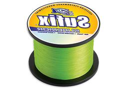Sufix Superior 1/4lb Spool Hi-Vis Yellow 15lb/841yds