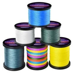 KastKing  327yds 1094yds SuperPower Braided Line PE Fishing