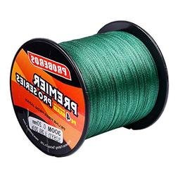 Baikalbass SuperPower Braided Fishing Line 4 Strands Strong