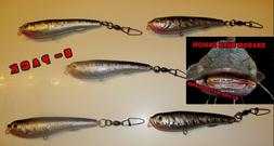 THE DRAGON SHAD DEMON - THE ULTIMATE IN LINE CATFISH FLOAT -