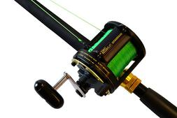 SHIMANO TLD 25 Lined Rod and Reel Combo