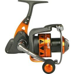 Okuma Trio High Speed Spinning Reel, Blk/Orange, Trio-40S