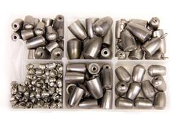 Bullet Weights Ultra Steel and Tin Assorted Kit