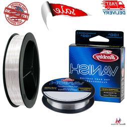 Vanish Fluorocarbon Flexibility Fishing Line Superior Wet St