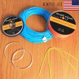 WF1/2/3/4/5/6/7/8/9Fly Fishing Line Combo Weight Forward Bac