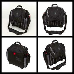 Wolf Tackle Bag 38.8 Liter Black Outdoor Sports Fishing gear