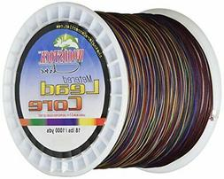Woodstock 18-Pounds Metered Lead Core Fishing Line 200 Yards